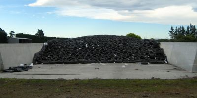 Silage Pits